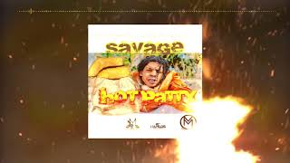 Gambar cover Savage - Hot Patty (Official Audio) | Prod. Montana Music | 21st Hapilos (2018)