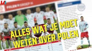 GROEP H - POLEN: 'Die Scout Vond Lewandowski Een Lantaarnpaal En Tijdverspilling'