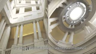 Bernini VS Borromini by Christiaan Santini