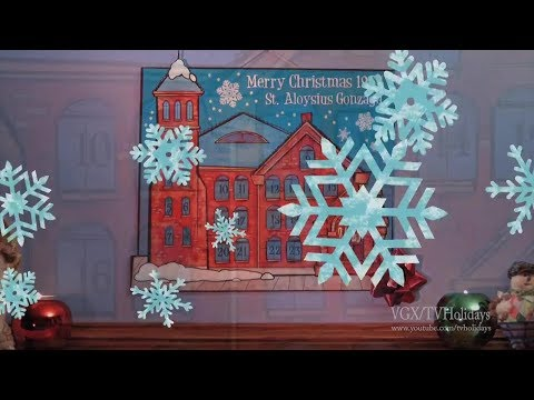 Channel 5 HD UK Christmas Continuity and Ident 2017