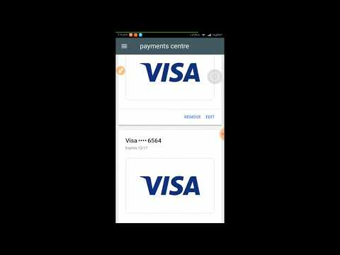 How To Remove All Payment Methods From Google Play Store And Delete Credit Card Details