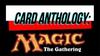 Limited Edition Alpha & Beta - Card Anthology (Magic: The Gathering)