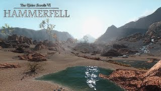 The Elder Scrolls VI: Hammerfell - Gameplay Trailer