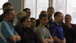 турнир в г.Псков в честь Дня Защитника Отечества - Торжественное начало (часть)