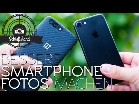 Bessere Smartphone Fotos machen - Praxistipps Fotografie (feat. OnePlus 5 & iPhone 7)