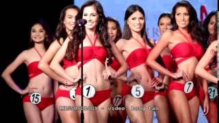 Miss World Philippines 2014 Candidates Introduction - Missosology