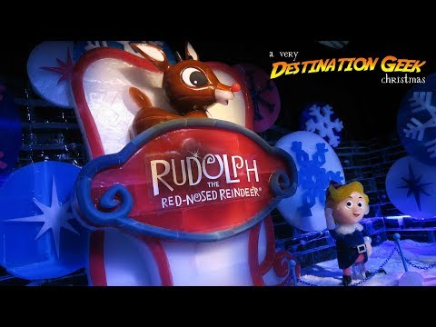 ICE!® featuring Rudolph the Red-Nosed Reindeer at Gaylord National