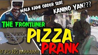 "Cover images The FRONTLINER ""PIZZA"" PRANK I 100K SUBSCRIBERS CELEBRATION!  - JAYTV I TEAM KATAGUMPAY - PART 8"