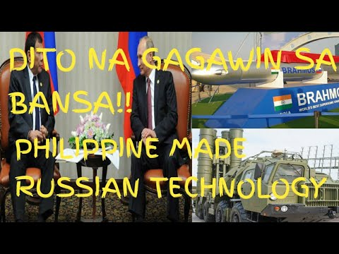 LATEST NEWS!! RUSSIA WANTS TO BUILD ARMS AND WEAPONS HUB IN THE PHILIPPINES