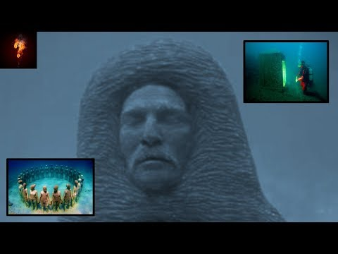 "Submerged ""Mythical City"" Found In Egypt?"