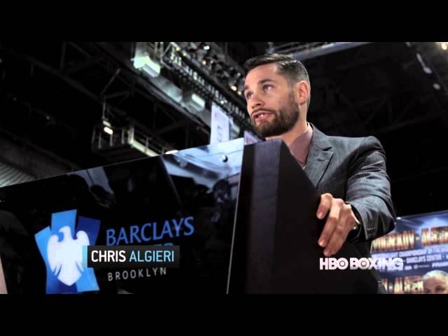 Provodnikov vs. Algieri: HBO Boxing News Update #1