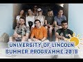 University of Lincoln Summer School Programme @ KDU Penang UC