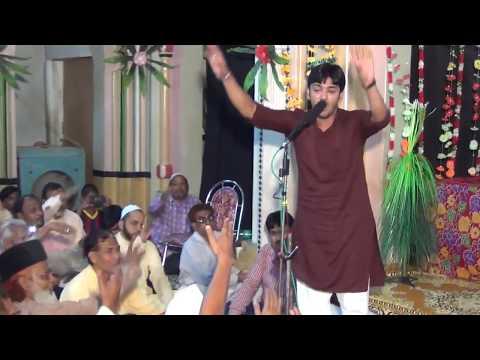 Sohail Bastvi   Jashn-e-Shahezada-e-Sulh   Chhota Imam Bargah Jafrabad Jalalpur 2017