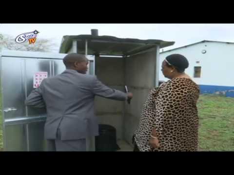 Commemoration of United Nations world toilet day at Mpolonjeni