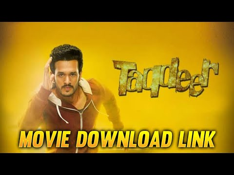 2018 Taqdeer Full Movie Download // No ADDS Free HD Download Chack  Link