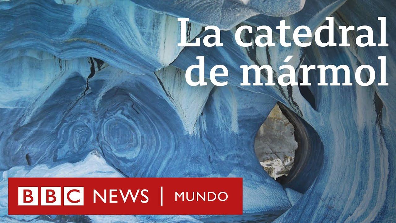 Chile: la impresionante Catedral de mármol de la Patagonia