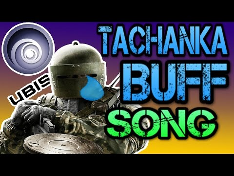 Tachanka Buff Song