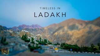 Stunning timelapses of Ladakh - Timeless journey in 4k