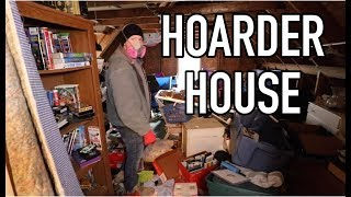 HOARDER HOUSE - Scrapping Out Whole Estate!