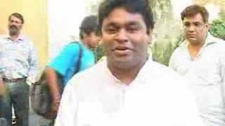 A R Rahman on Janne Tu....ya janne na