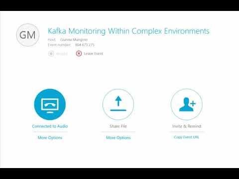 Kafka Monitoring Within Complex Environments | SL Corp