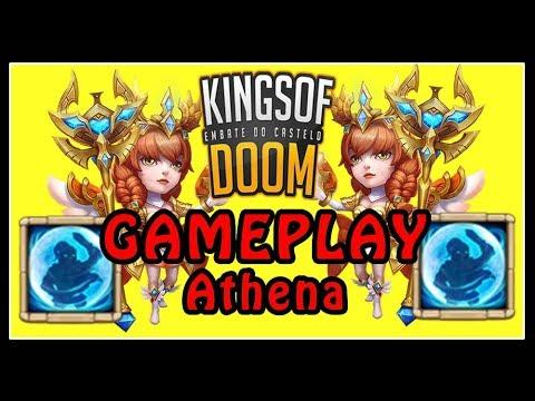 GAMEPLAY - Athena!