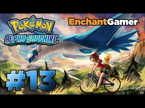 Pokemon Alpha Sapphire   Part 13: ถ้ำน้ำตกอุกกาบาต[Nuzlocke]