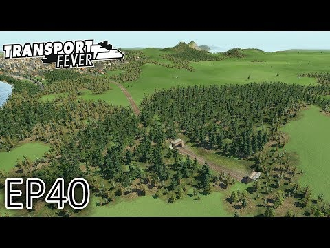 Transport Fever Gameplay | Line To OTTAWA! | The Great Lakes | S2 - Episode 40