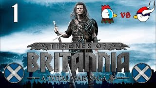 Total War: Thrones of Britannia - CIRCENN! Gameplay ITA #1