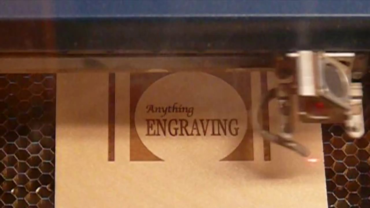 Custom Wood Engraving | Laser Engraved Gifts - Anything Engraving
