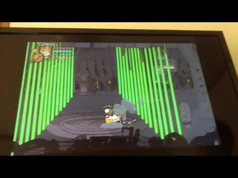 Conlan farms the alien ship live stream