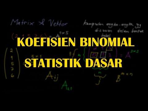 Koefisien Binomial | Matematika dan Statistik | AupairIndo.com