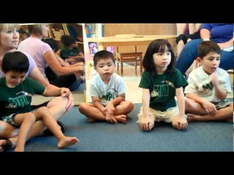 Mid-Pacific Institute Preschoolers Want Meeting with the Mayor