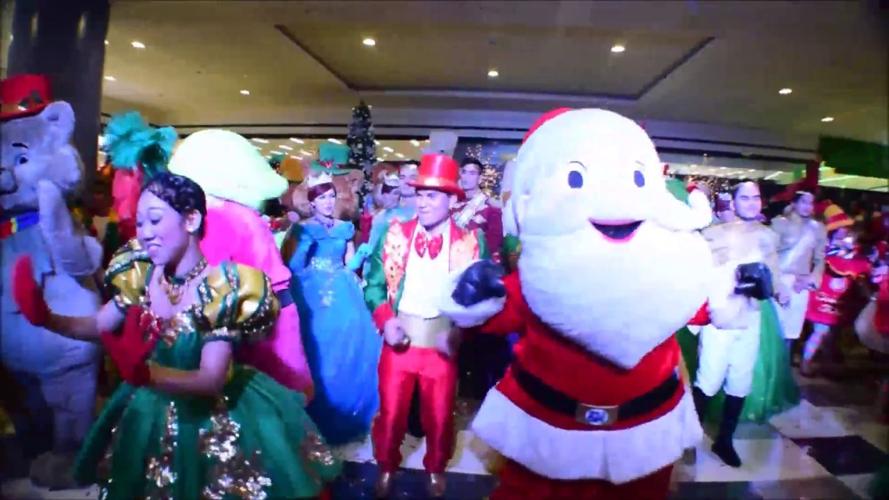 Sm Grand Magical Christmas Parade 2020 Schedule Grand Magical Christmas Parade at SM City Trece Martires   YouTube