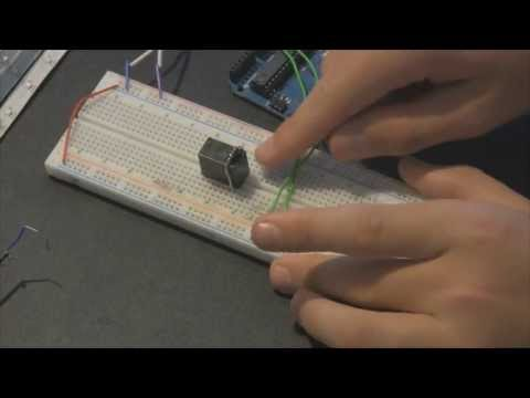 microcontroller - Driving Solenoids from Arduino
