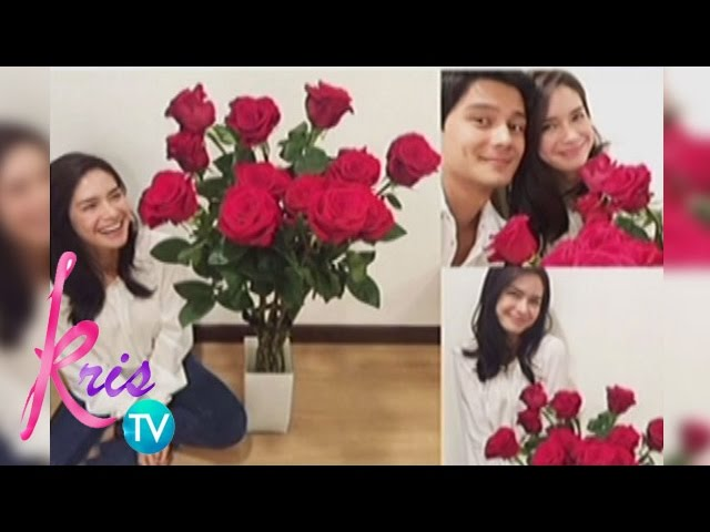 Kris TV: Erich and Daniel's Valentine's Day