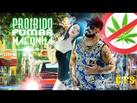 Proíbido Fumar Maconha - CTS KAMIKA-Z (disco coutada)