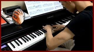 Winnie The Pooh [Piano Cover] (Arranged by Hirohashi Makiko)