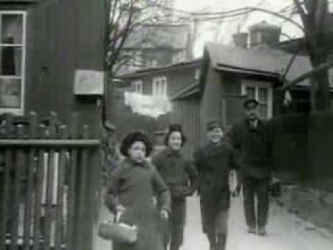 Kortfilm om Göteborg i äldre tider
