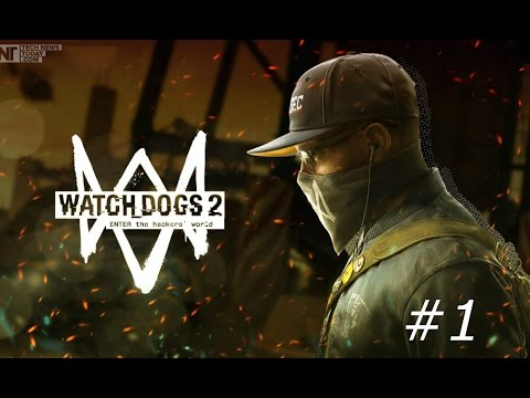 Watch Dogs 2: Exploring the Palace of Fine Arts #1