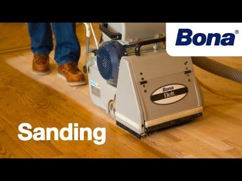 Bona® Sand & Finish Training - Chapter 2: Sanding
