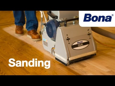 Bona Sand Finish Training Chapter 2 Sanding Youtube