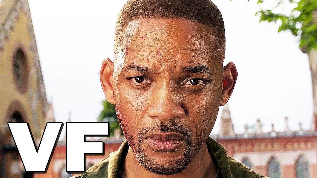 GEMINI MAN Bande Annonce VF (2019) Will Smith, Science ...