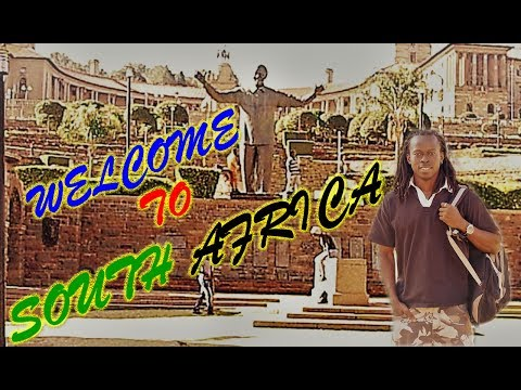 Welcome to South Africa - Pretoria