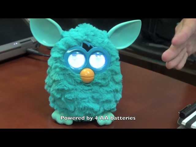 Revamped Robotic Birds: Hasbro Makes Over the Iconic Furby