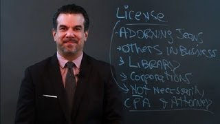 What Kind of Business License Do I Need to Sell My Own Brand of Cl... : Running Your Small Business