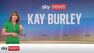Sky News Breakfast with Kay Burley: Matt Hancock faces tough questions