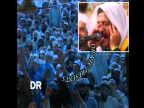 WORLD LONGEST BREATH, Qari rafat hussain
