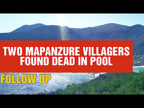 Download BREAKING NEWS : TWO MAPANZURE VILLAGERS FOUND D*AD IN POOL   LATEST   DAILY NEWS