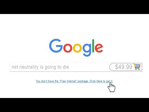 Why Net Neutrality Is Probably Going Away